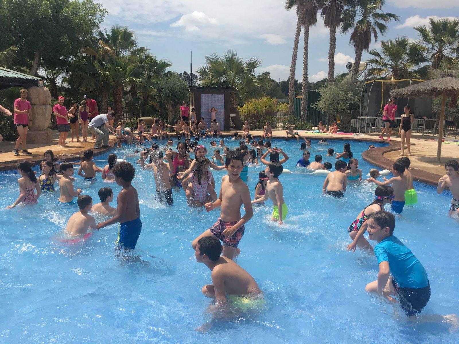 Campamentos de verano + inglés